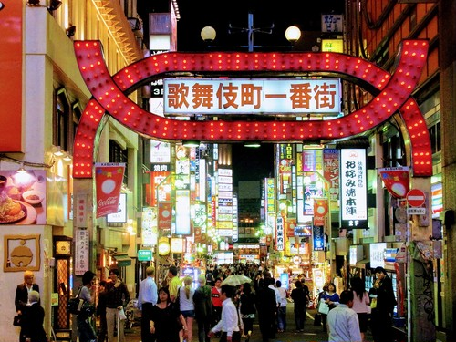 SHINJUKU WALKING TOUR *Great Photo Spots in Kabuki-cho!