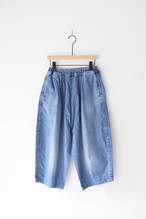BALL PANTS denim used/OL-P015DUS