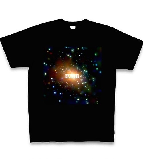 hality space shirt