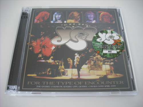 【2CD】YES / FOR THE TYPE OF ENCOUNTER