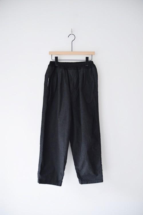 RESTOCK【ORDINARY FITS】NARROW BALL PANTS ONEWASH/OF-P048OW