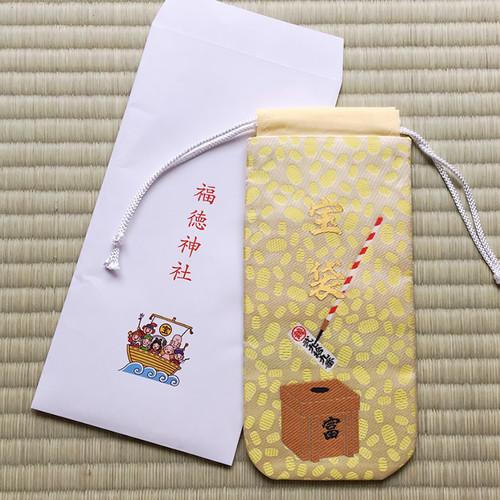 福徳神社の宝袋