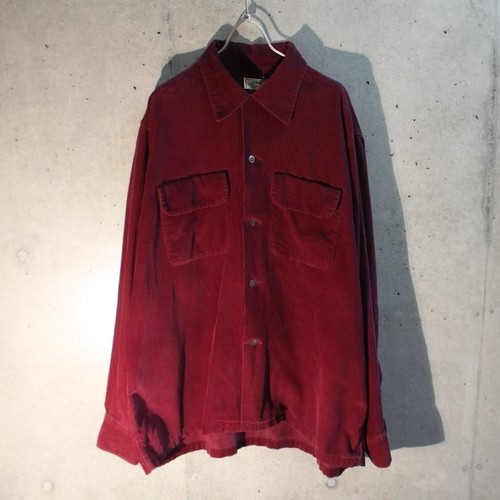 50s Arrow Corduroy Shirt