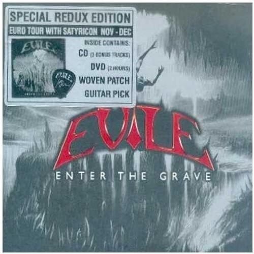 """EVILE """"Enter the Grave"""" Special Redux Edition (輸入盤)"""