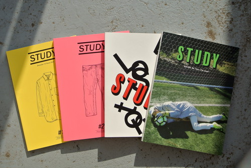 STUDY Subscription Issue#1 ~ Issue#4