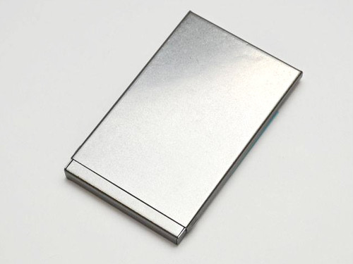 mgn Stainless Steel Card Case