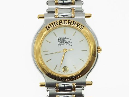 【BURBERRY】K18 オーバーホール済み