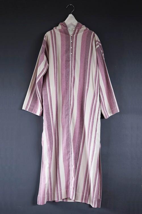 wryht - cone hooded maxi tunic