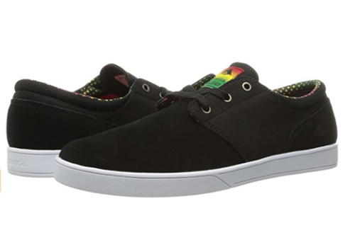 EMERICA FIGAROA Black/Yellow/Black