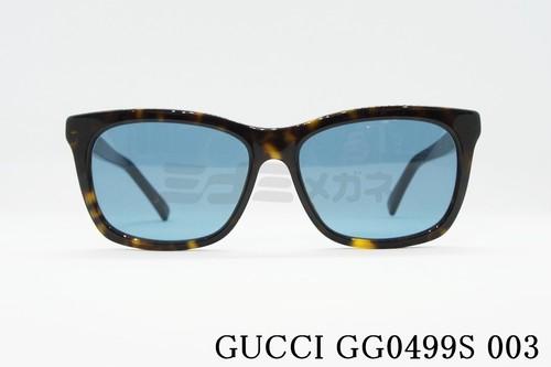 【朝倉未来さん着用】GUCCI(グッチ)GG0449S 003 ウエリントン 正規品