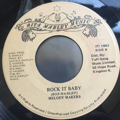 Melody Makers – Reggae Is Now