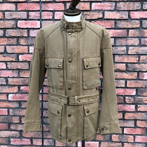 Deadstock Belstaff Trialmaster Cotton Jacket / Large