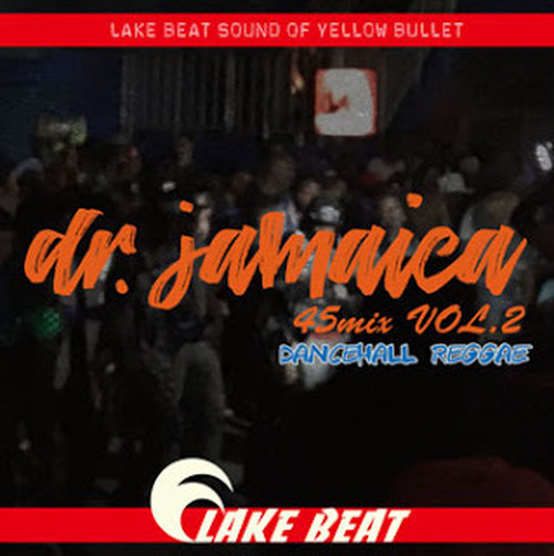 Dr.JAMAICA vol.2 45mix ~Dancehall Reggae~ mixed by LAKE BEAT