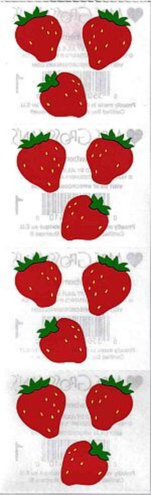 Strawberries, small