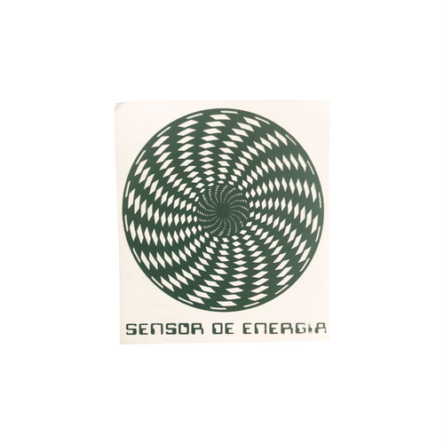 SENSOR DE ENERGIA Sticker -GREEN-