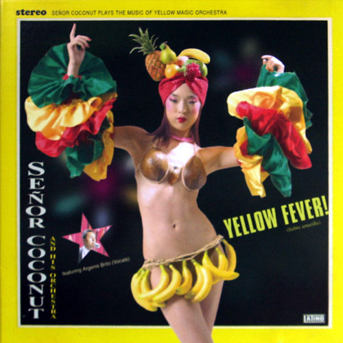Yellow Fever(Plays YMO) / senor coconut CD 初回限定盤