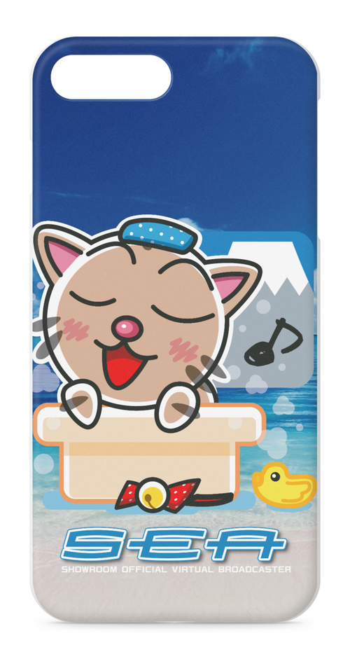 <iPhone 8 Plus / 7 Plus - 正>お風呂みーちゃん