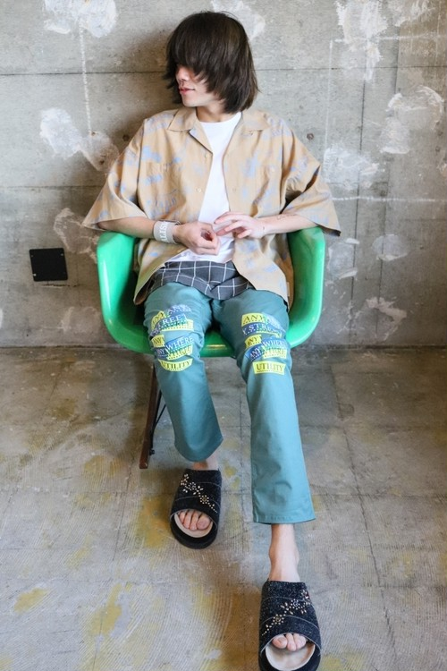 EFFECTEN(エフェクテン) skinny pants'ANY STREET ANY WHERE'