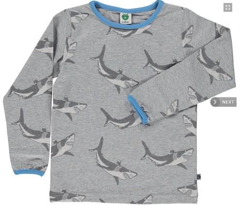 30%OFF smafolk 長袖シャツ サメ