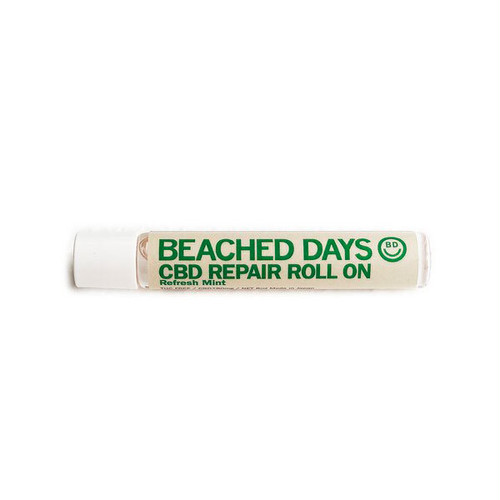 【BEACHED DAYS】BEACHED DAYS CBD REPAIR ROLL ON