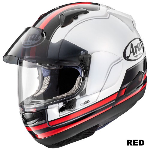 ARAI ASTRAL-X STINT RED