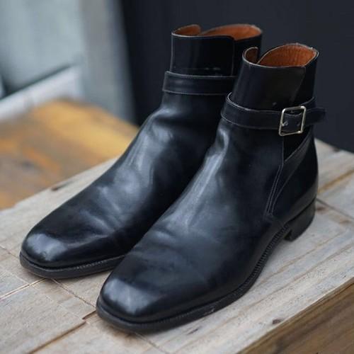 J.M Weston Jodhpur Boot Made In France
