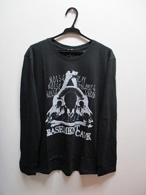 ZAZI × BASEMENT CAVE.コラボ 7Anniversary 長袖Tシャツ