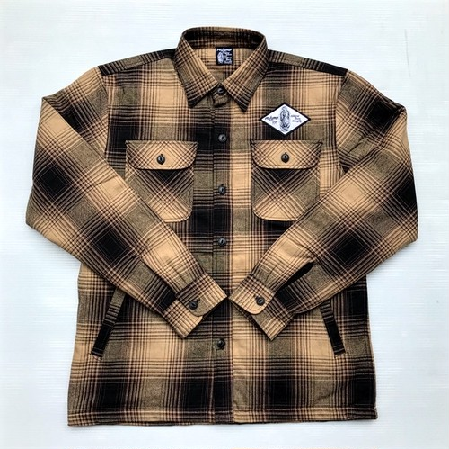 VOLUME ORIGINAL / CHECK CPO SHIRTS JKT