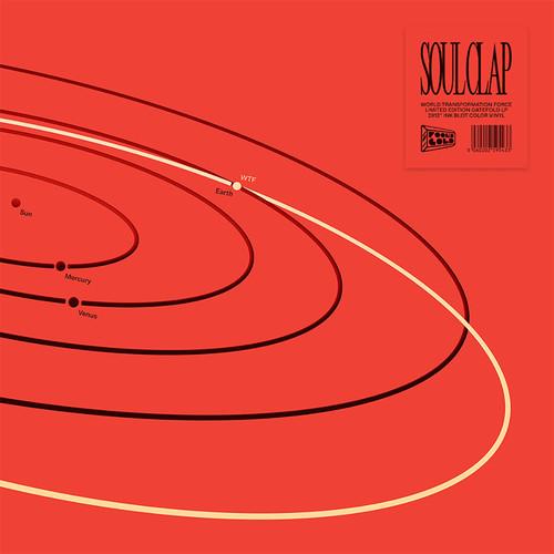 【ラスト1/LP】SOUL CLAP - WTF (WORLD TRANSFORMATION FORCE) -2LP-