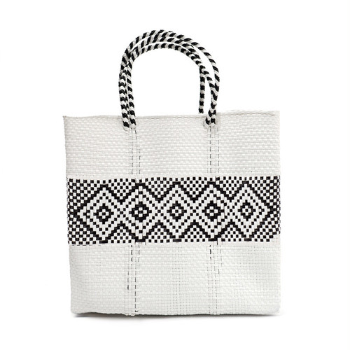 MERCADO BAG DIAMOND LINE-W (M)