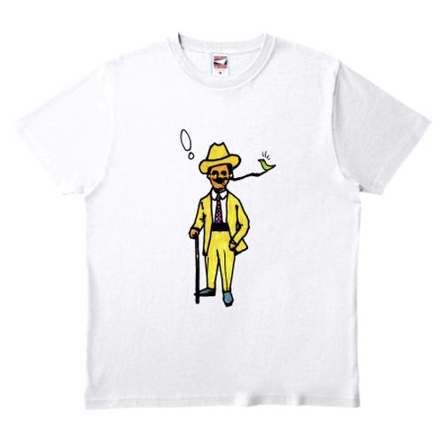 「止まり木」Tシャツ
