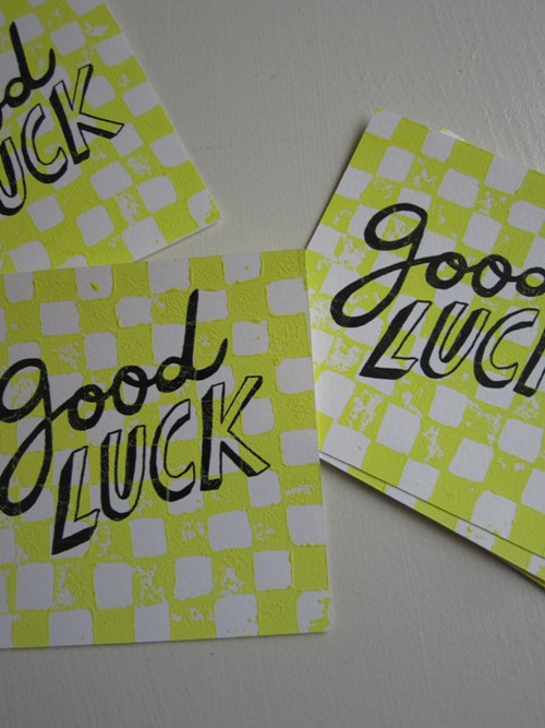 marine card GOOD Luck