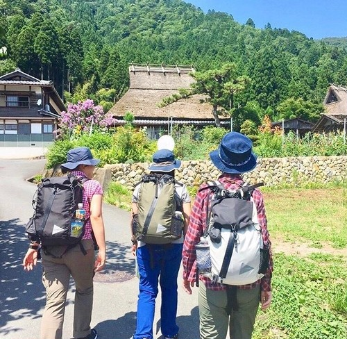 【and wander】 30L Backpack