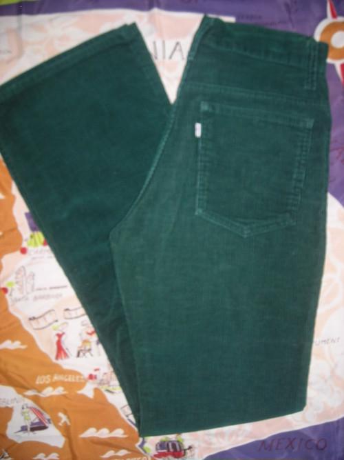 Levi's746 CORDUROY PANTS