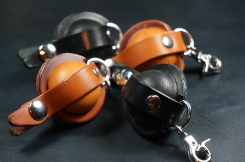 coin ball キャメル ブラック