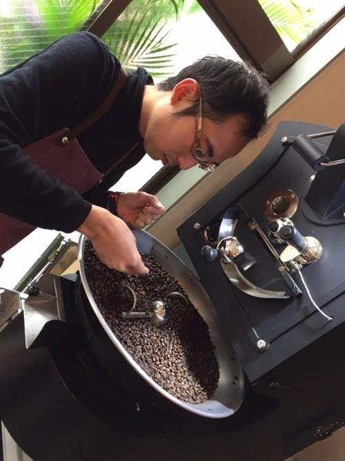 コーヒー焙煎ワークショップ 6/13(土)