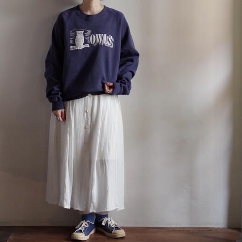 Sweat shirt / プリント スウェットシャツ