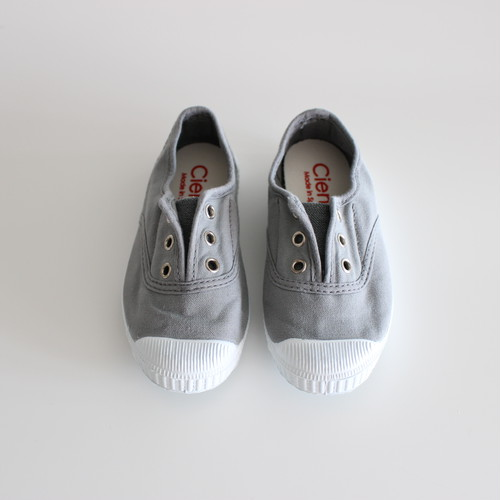 Cienta Slip On shoes  GREY