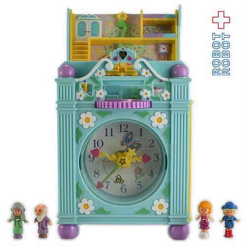 ポーリーポケット ファンタイム置時計 プレイセット