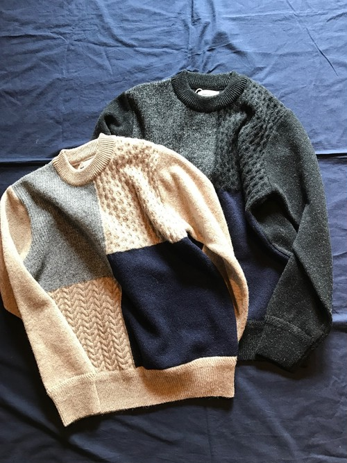 HUNTING KNIT(weac.)