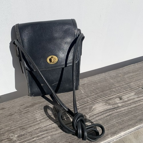 """USED【 SALE 30%OFF 】""""  old coach ショルダーバッグ  """""""