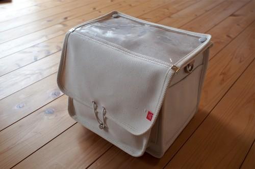 帆布フロントバッグ オリジナル サイズS 生成