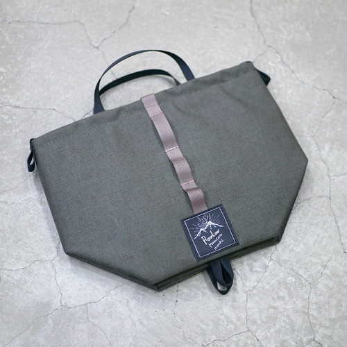 RAWLOW MOUNTAIN WORKS /  TABITIBI TOTE(ASH)