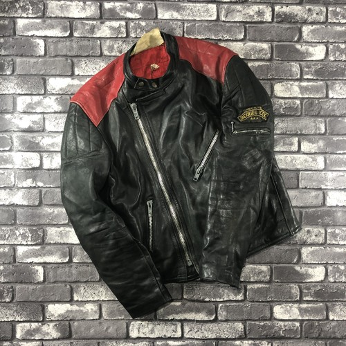 Two-Tone Riders Jacket