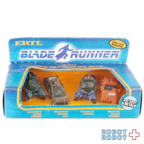ブレードランナー ミニカーセット