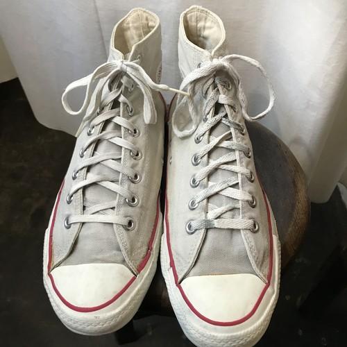 USA製 80's vintage converse ALL STAR  HI コンバース オールスターハイ US11(29.0cm)
