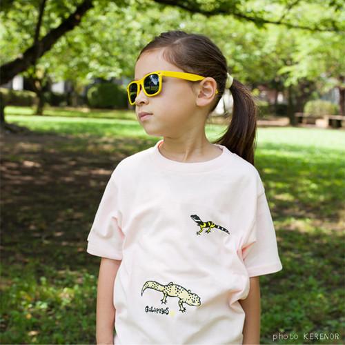 レオパTシャツ(Leopard gecko T-Shirts)