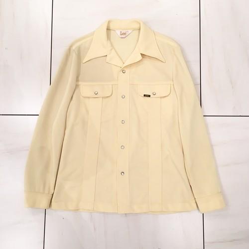 『Lee』D-stock オープンカラーシャツジャケット