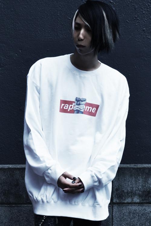 「強姦/Rape Me」Sweat White