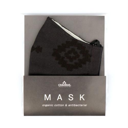 CHAORAS|抗菌防臭マスク (オーガニックコットン、ネイティブ )